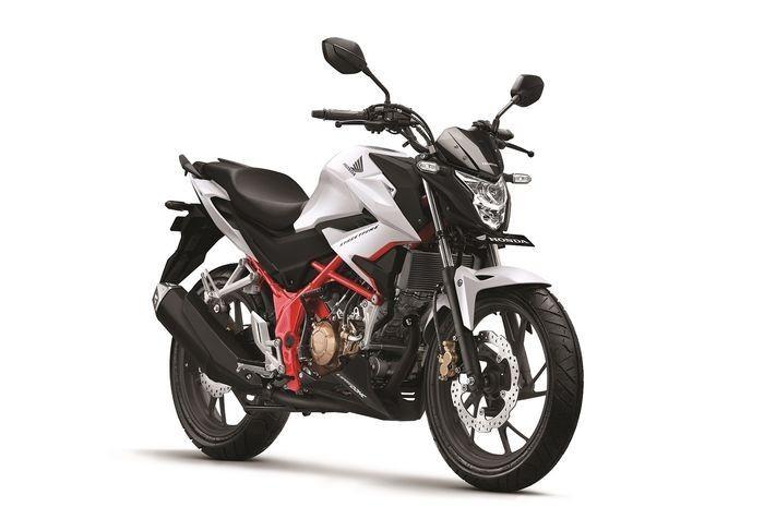 Yamaha Vixion Dapat Warna Baru, Warna Kuningnya Bikin Fresh!