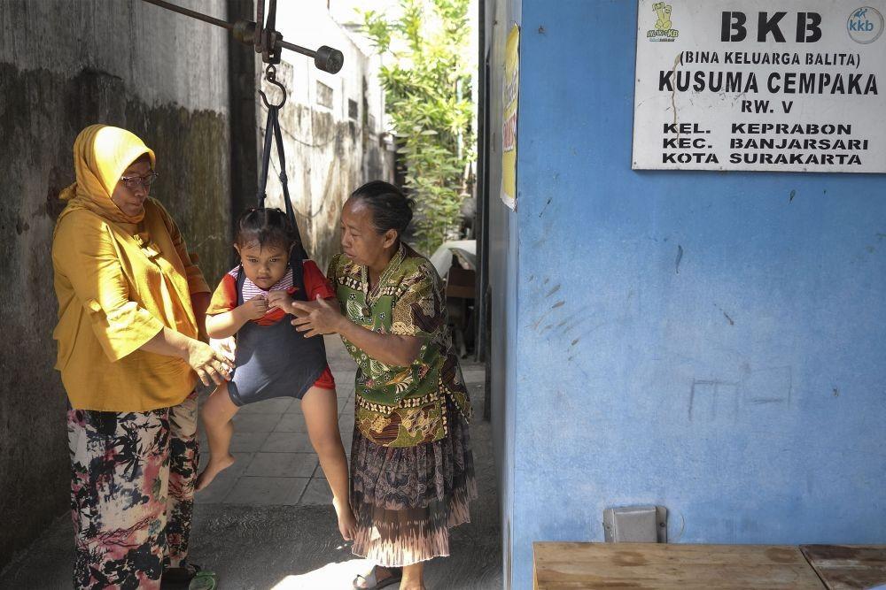 Peringati HKN 2019, Mantan Menkes Singgung Stunting dan Kesehatan Jiwa