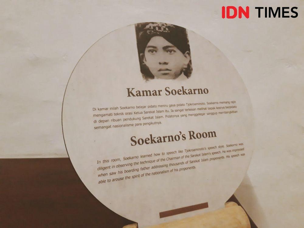 Seatap di Rumah Peneleh, Kisah Soekarno dan Sang Guru Tjokro