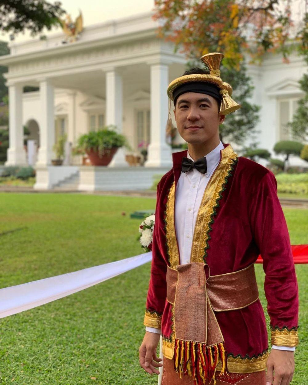 Kebaya sampai Baju Adat, 11 Style Kece Publik Figur di Istana Merdeka