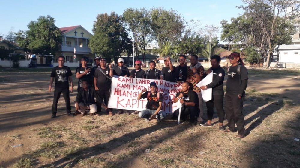Ironi Warga Pulau Komodo, Terancam Terusir dari Kampung Halaman