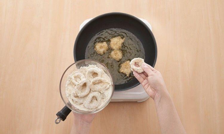 Resep Membuat Cumi-cumi Goreng Krispi, Simpel dan Dijamin Enak
