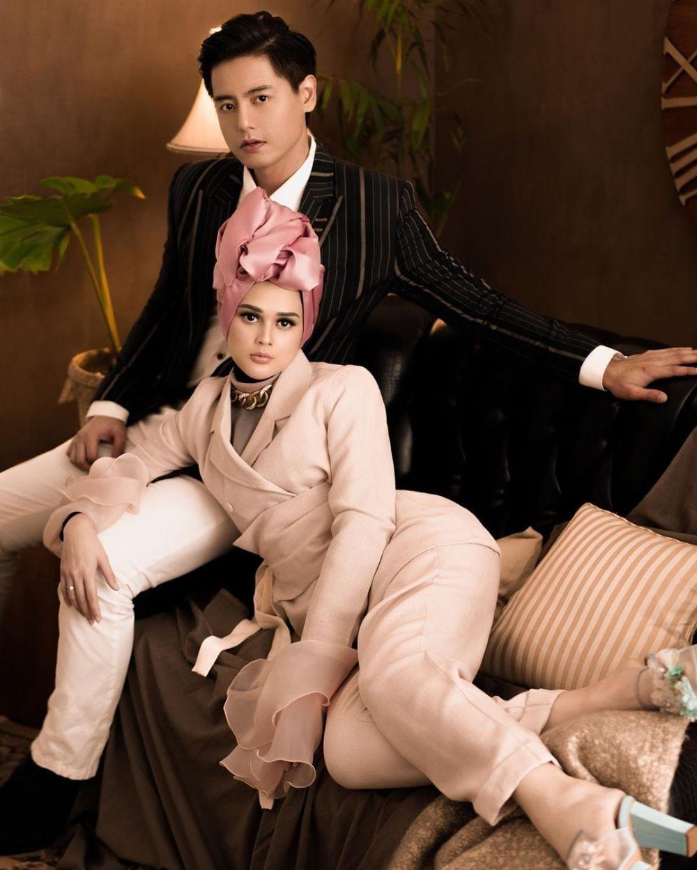 7 Fashion Item ala Cut Meyriska, Tampilan Hijab Anggun nan Menawan!