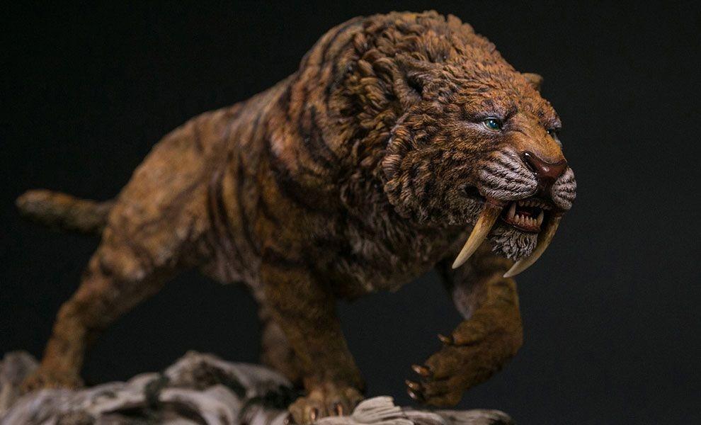 Mengenal Harimau Gigi Pedang, Hidup pada 42 Juta Tahun yang Lalu