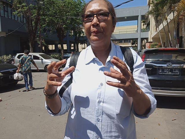 Siapa Mak Susi yang Jadi Koordinator Aksi di Asrama Mahasiswa Papua?