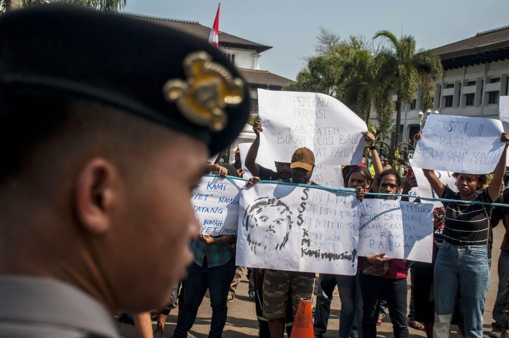 Ujaran Rasial ke Mahasiswa Papua, Danramil Tambaksari Dinonaktifkan