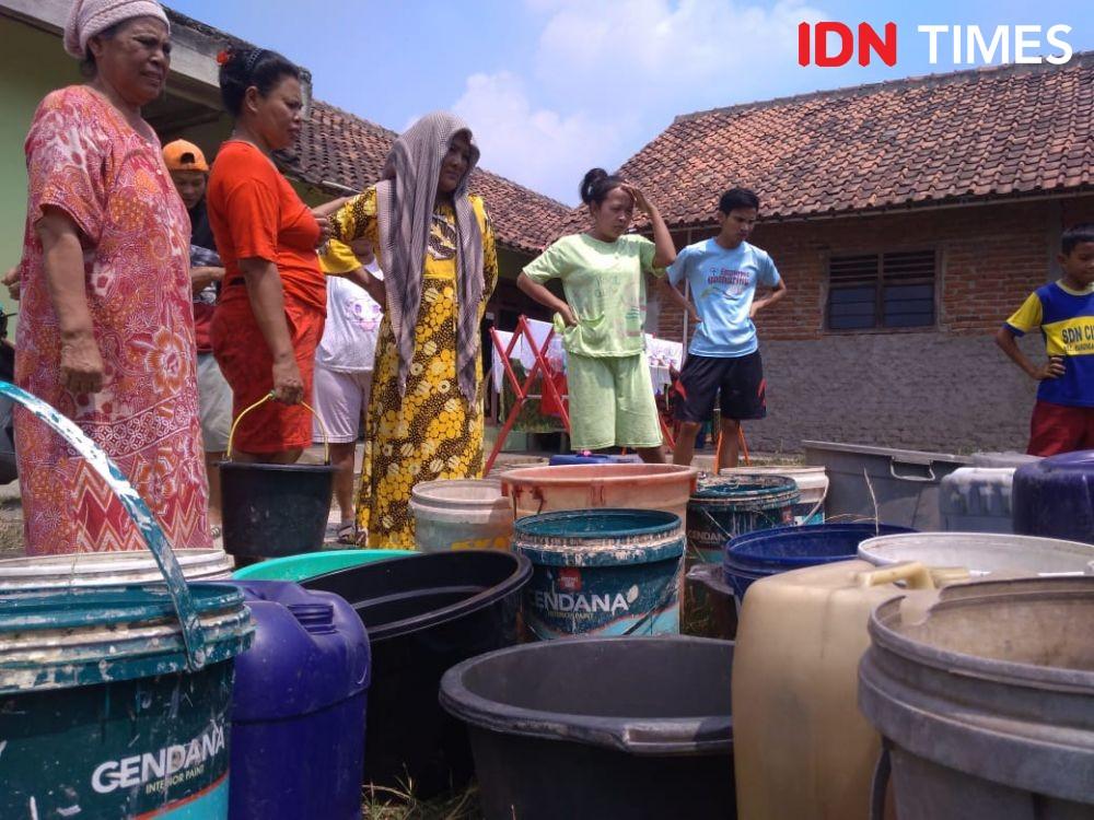 67 Desa di Kabupaten Sampang Krisis Air Bersih