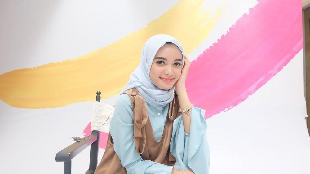 10 Potret Claudia Andhara, Artis Muda Langganan Sinetron Indonesia