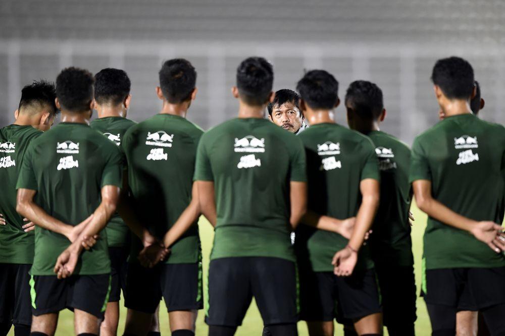 Coret Empat Pemain, Ini Daftar Skuat Timnas U-22 Jelang SEA Games 2019