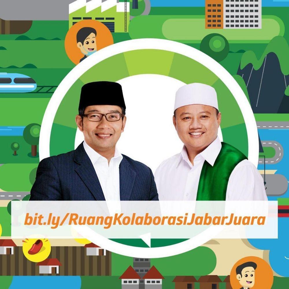 Namanya Masuk Survei, Ridwan Kamil Belum Berharap di Pilpres 2024