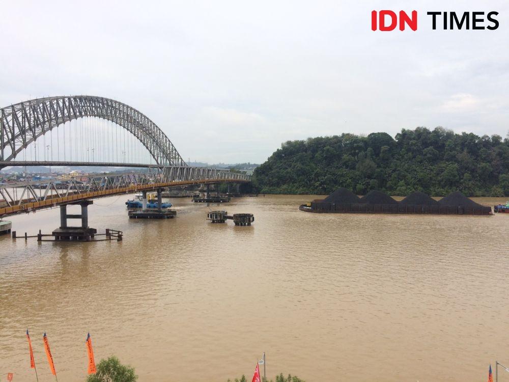 Krisis Air, Balikpapan Berharap Pasokan Air dari SPAMS Mahakam