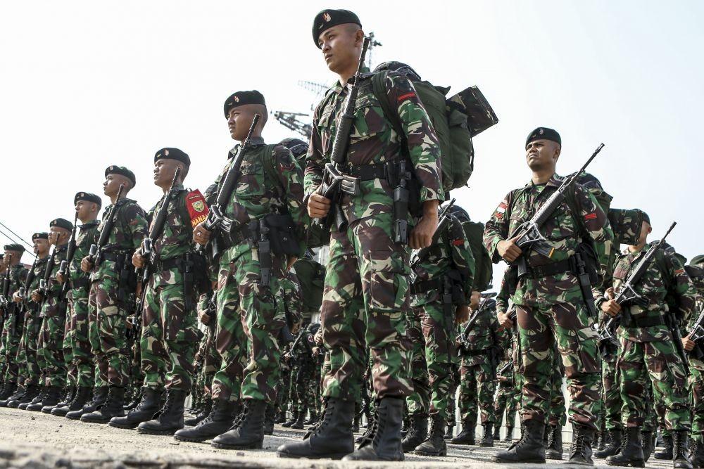 Sosok Skolastika, Cewek Ahli Yong Moo Do Andalan TNI di Semarang