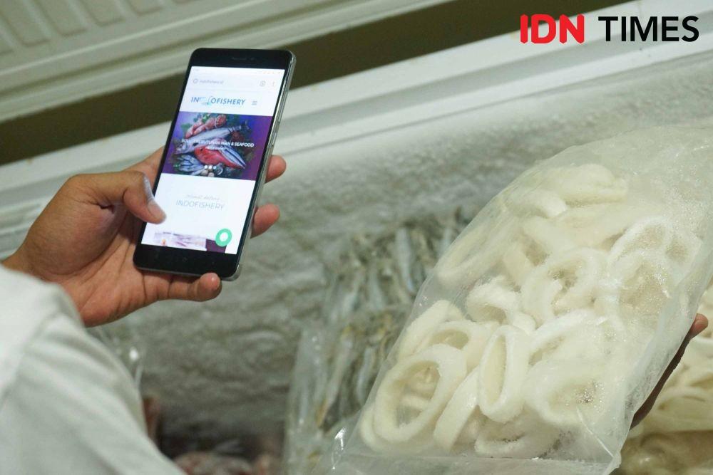 [FOTO] Indofishery, Startup yang Ajak Masyarakat Gemar Makan Ikan