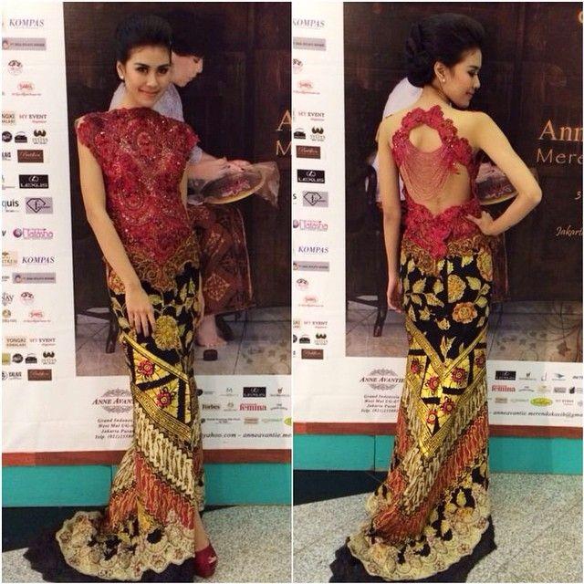 Style Kebaya Syahnaz Sadiqah, dari Klasik sampai Modern Ada!