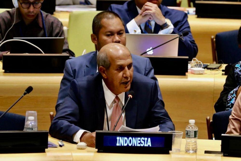 Dubes Indonesia untuk PBB Tegaskan Status Referendum Papua Sudah Final