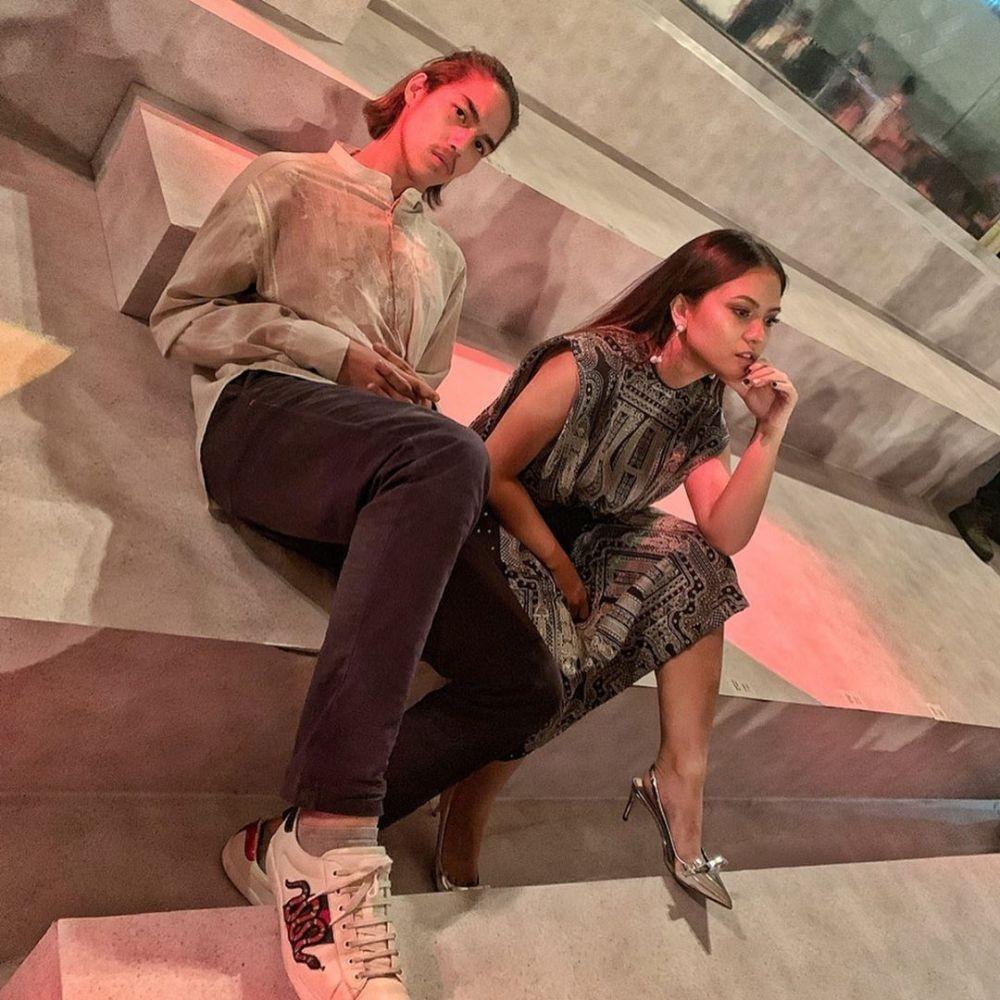 Pas BuatNge-date! Yuk Lihat Gaya Couple ala Marsha Aruan dan El Rumi