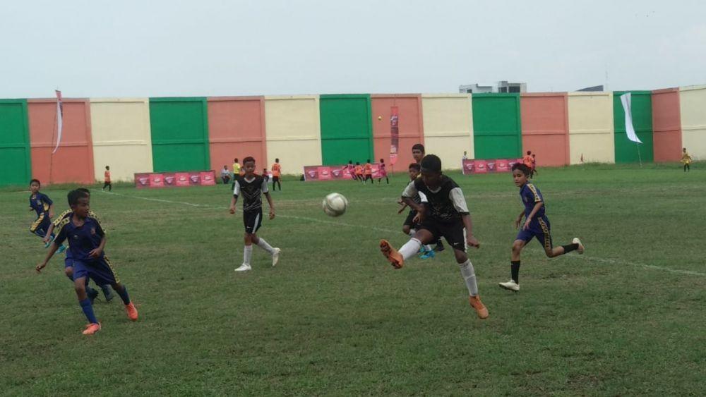Turnamen Sepak Bola Garuda Anak Nusantara Digelar, Berikut 5 Faktanya