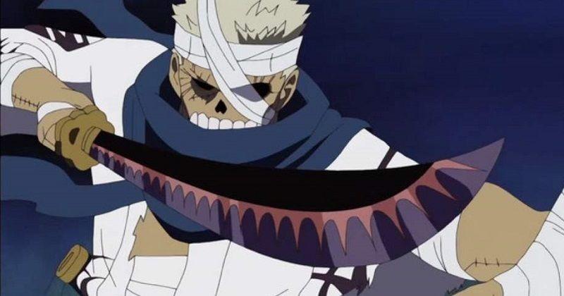 5 Musuh One Piece Ini Mendapat Respek dari Kelompok Topi Jerami!