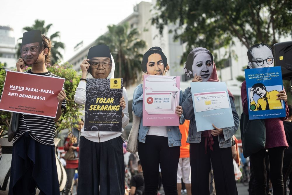 ICJR: Penerapan RKUHP Malah Bawa Rakyat Indonesia ke Era Kolonial