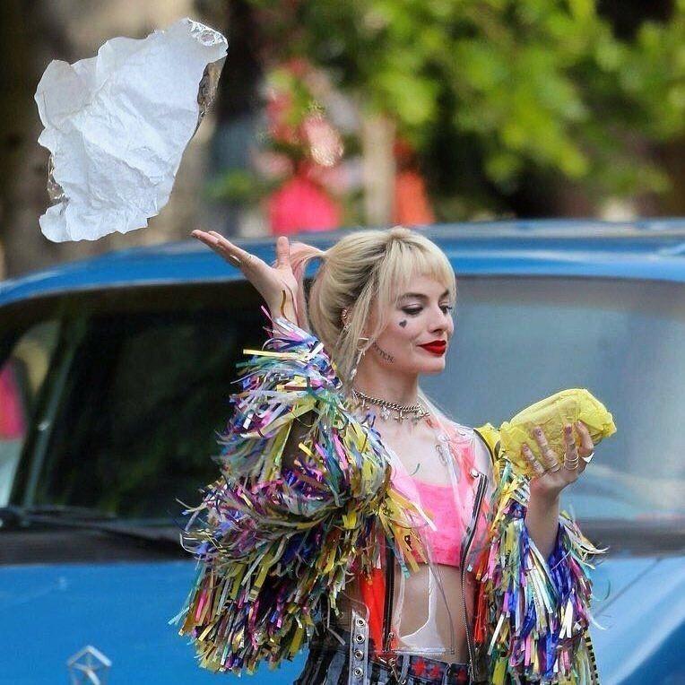 Harley Quinn Siap Beraksi, 10 Bocoran Film Baru DC Birds of Prey