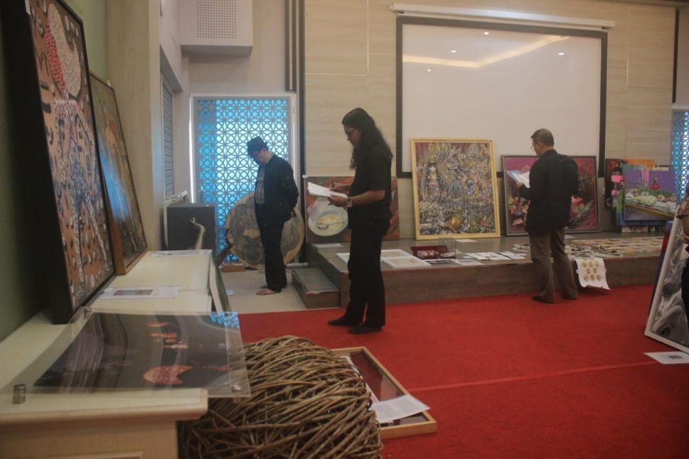 Tibalah Tahap Penjurian, Kompetisi BAAA#3 Kantongi263 Karya Seni