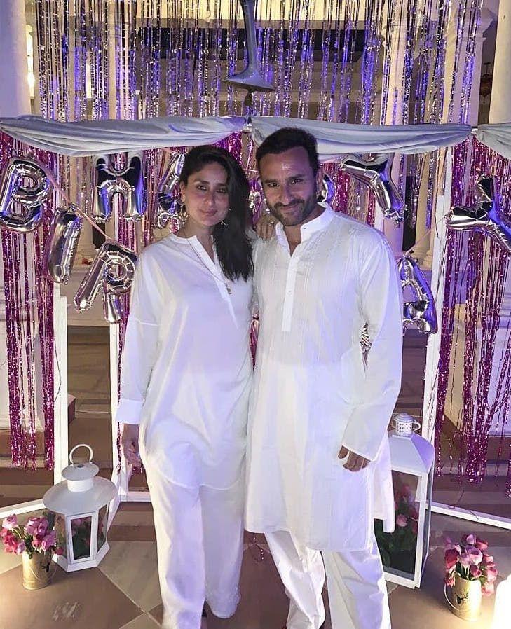 Dapat Kejutan Romantis dari Suami, 9 Momen Manis Ultah Kareena Kapoor