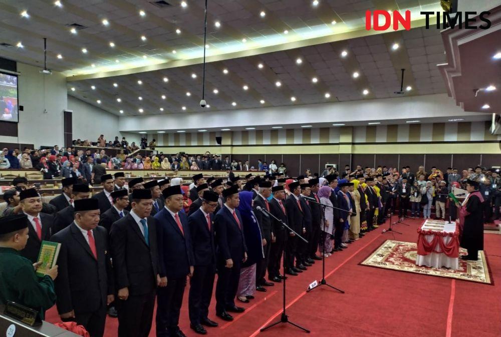 23 Anggota Dewan Mangkir Sidang Paripurna Perdana DPRD Sulsel