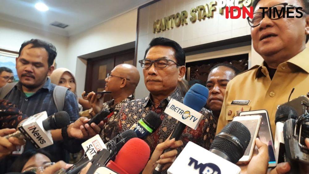 Mahasiswa Beri Jokowi Deadline hingga 14 OktoberTerkait Perppu KPK