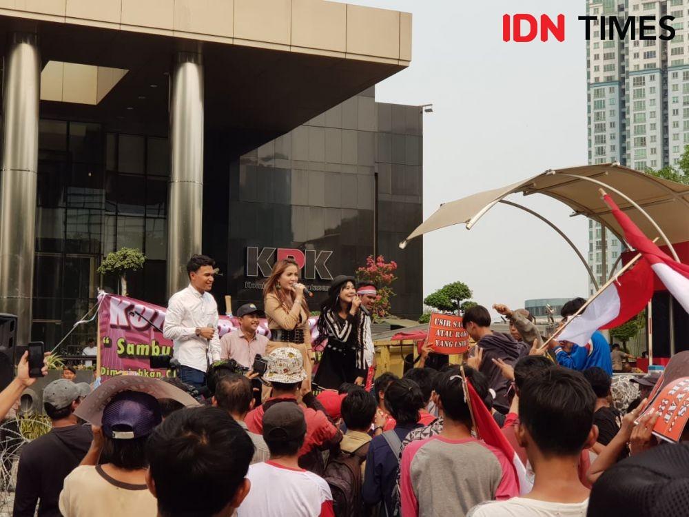 Gelar Konser Dangdut, Wakil Ketua DPRD Tegal Terancam Penjara