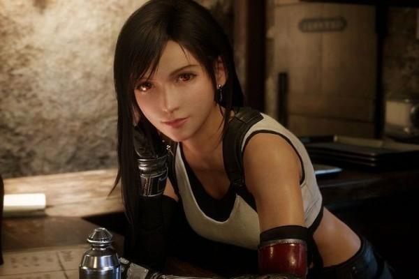 Kumpulan Screenshot Baru Final Fantasy VII Diperlihatkan!