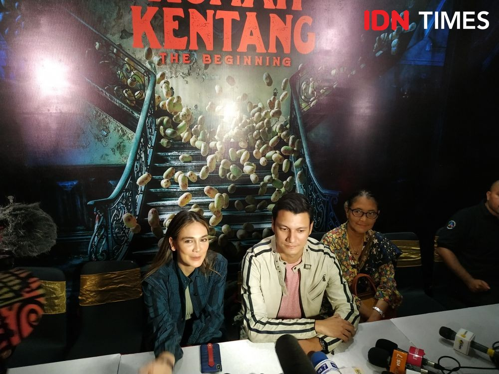 Penuh Kentang Asli, 10 Fakta Seram Film Rumah Kentang: The Beginning