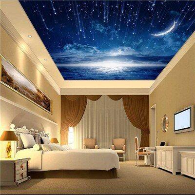 wow 11+ wallpaper dinding kamar langit - richa wallpaper