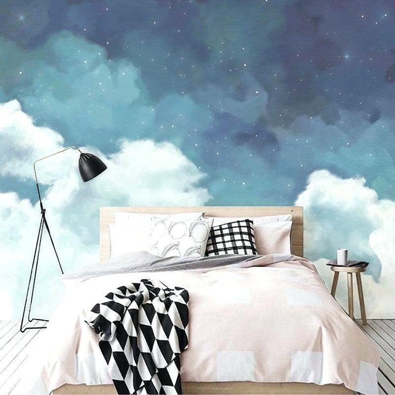 8 Inspirasi Dekorasi Kamar Berkonsep Langit, Bisa Siang dan Malam!