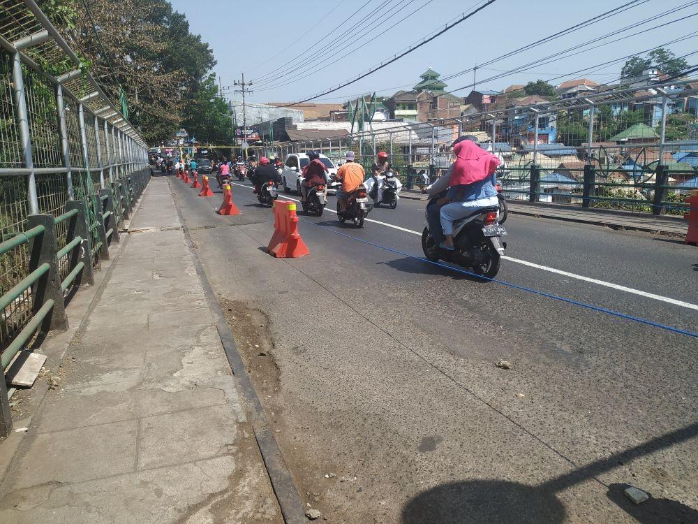 Terkendala Anggaran, Pemkot Malang Belum Bisa Bongkar Jembatan Muharto