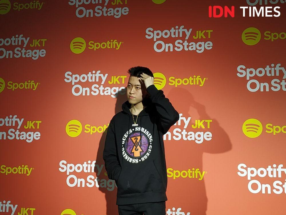 Rich Brian hinggaG(I)-DLE, 10 Keseruan Preskon Spotify on Stage 2019