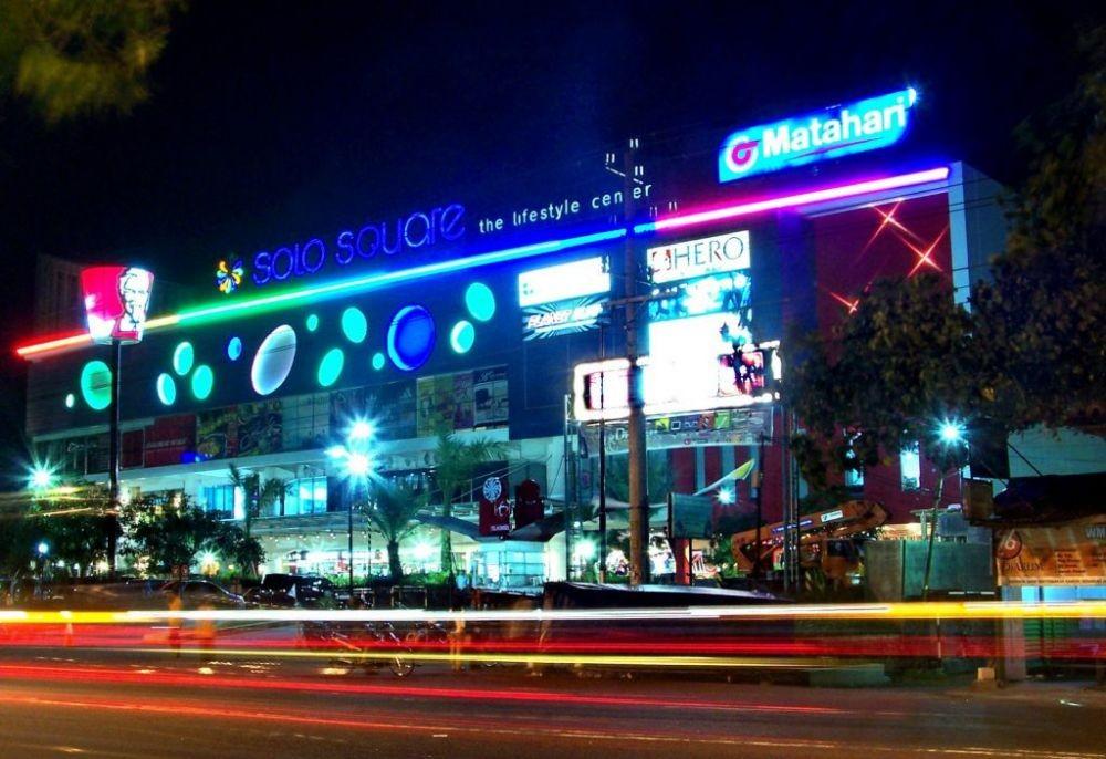 7 Rekomendasi Mall di Solo, Alternatif Hiburan Murah Meriah!