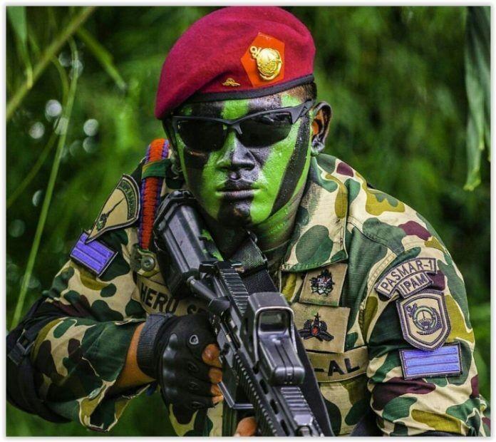 Enam Pasukan Elit Milik TNI, Keren-keren Lho!