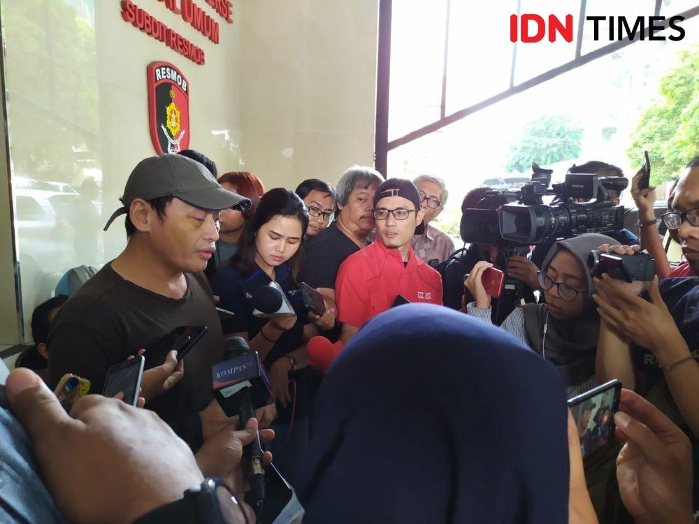 Kasus Ninoy Karundeng, Warga: Pemukulan Bukan di Masjid Al Faalah