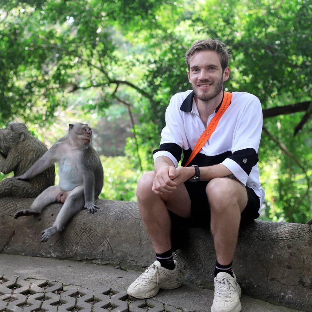 10 Destinasi Liburan Pilihan PewDiePie, Bali Masuk Daftar Lho