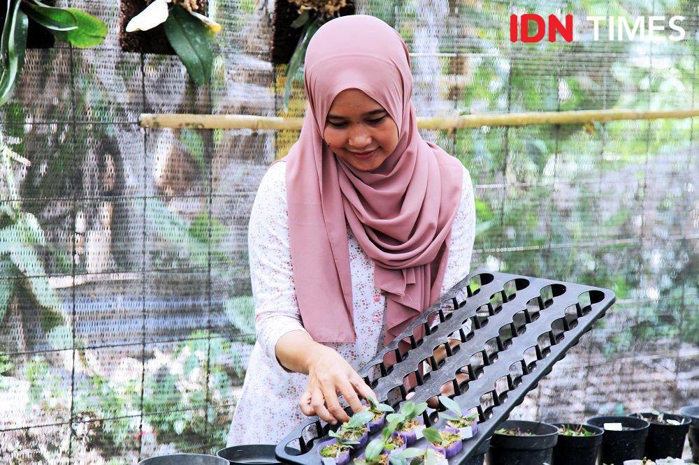 Jatuh Bangun Perjuangan Ibu-ibu UKM Lombok dalam Merintis Bisnisnya