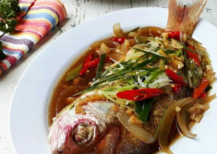 10 Kreasi Olahan Ikan Kakap, Kenikmatannya Siap Bikin Ketagihan