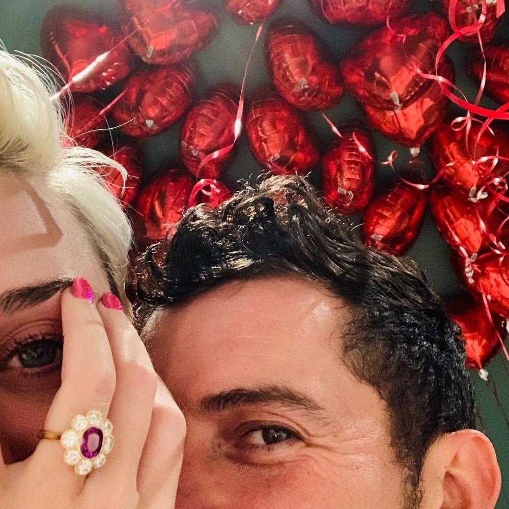 10 Kisah Cinta Katy Perry & Orlando Bloom. Dua Kali Putus Sambung
