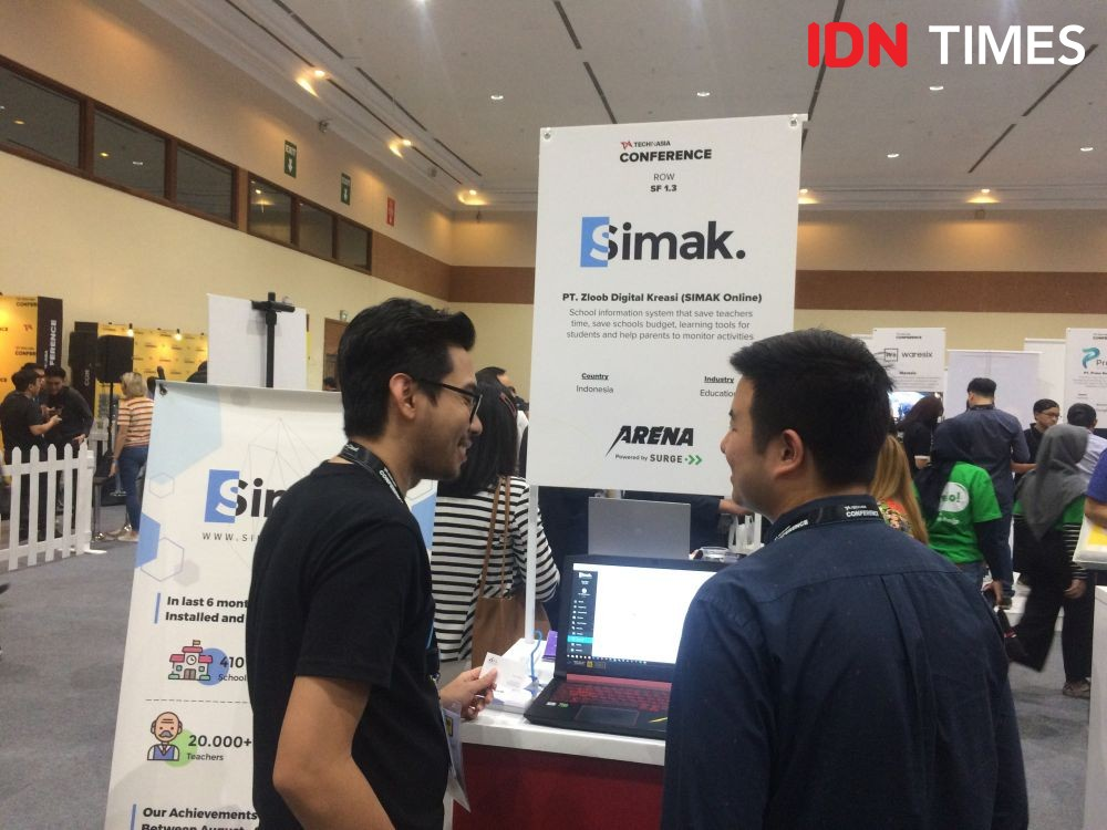 7 Startup Indonesia yang Paling Unik di Tech in Asia Conference 2019