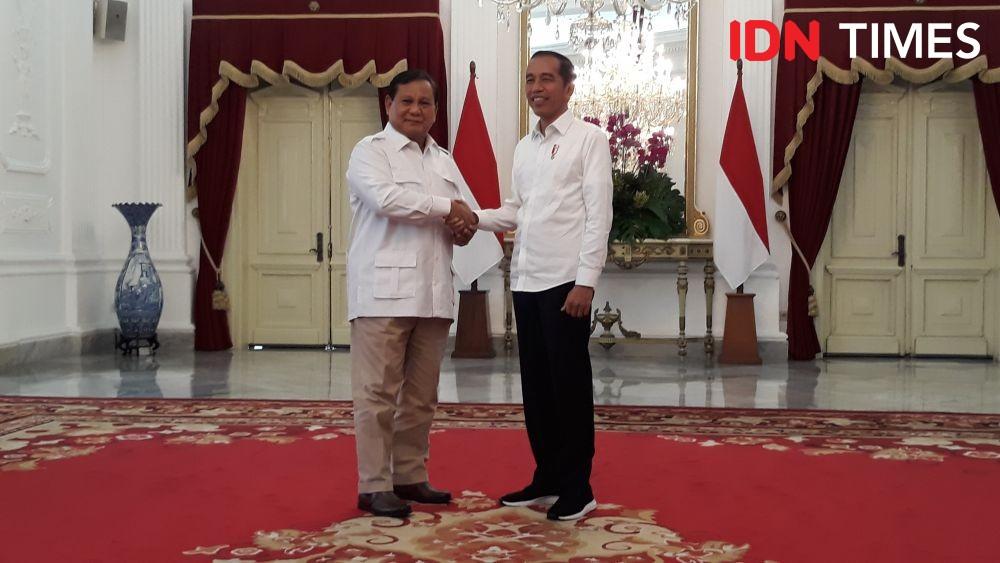 Prabowo Rajin Safari Politik, Dahnil: Bukan Demi Kursi Menteri