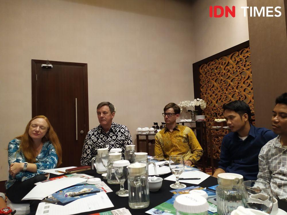 Cerita Konsul-Jenderal Australia di Makassar Soal Pemindahan IKN