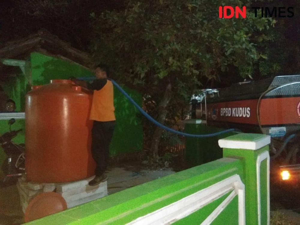 Kekeringan Meluas, 19 Desa di Kudus Mengalami Krisis Air Bersih