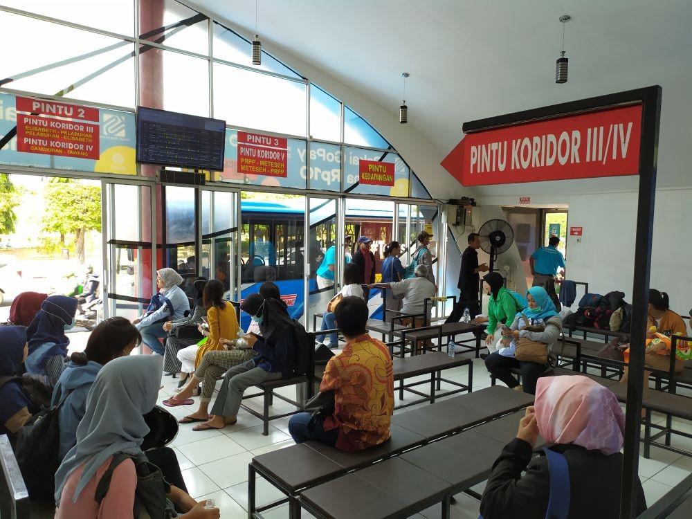 14 Armada BRT Siap Layani Koridor Baru Trans Jateng Semarang-Kendal