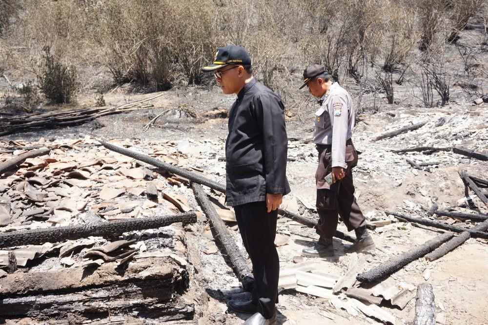 Bupati Banyuwangi akan Kirim Surat agar Dapat Bantuan Water Bombing
