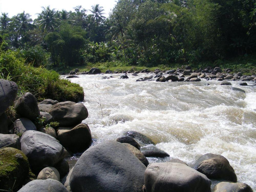 Tamasya di Sungai Cikondang Purwakarta, 3 Aktivitas Ini Patut Dicoba