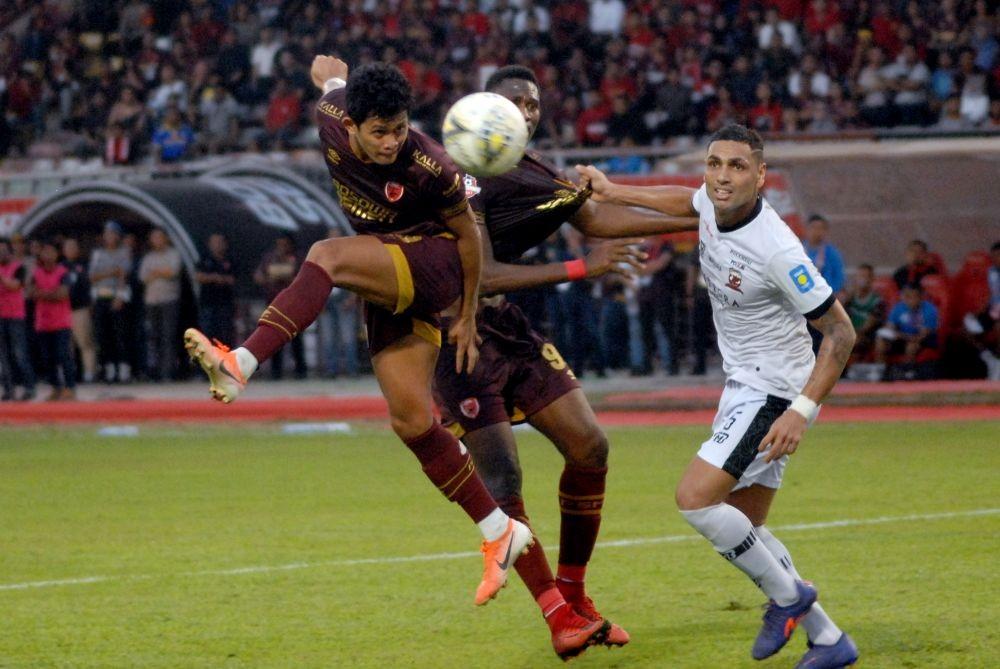 Madura United Vs PSM, Lima Pertemuan Terakhir Didominasi Sape Kerrab